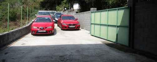 Gardiennage de voiture à Roland Garros 974
